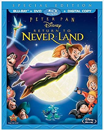 pan neverland Peter