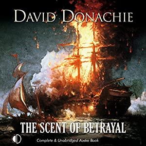 The Scent of Betrayal Audiobook