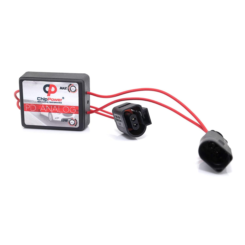 Chip Tuning caja Seat Leon Mk2 1P 2.0 TDI 136 140 170 HP rendimiento PDA: Amazon.es: Coche y moto