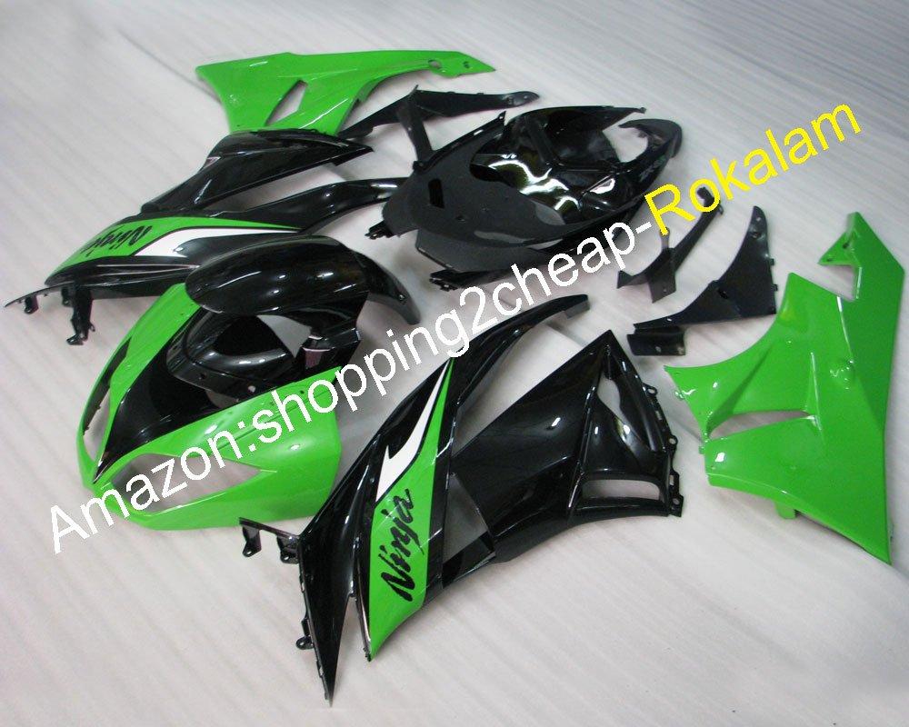 Carenado Ninja ZX6R BodyWorks para Kawasaki Ninja ZX-6R 2009 ...