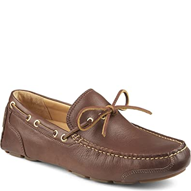 Sperry Top sider Brown Smart Mens Kennebunk sneaker