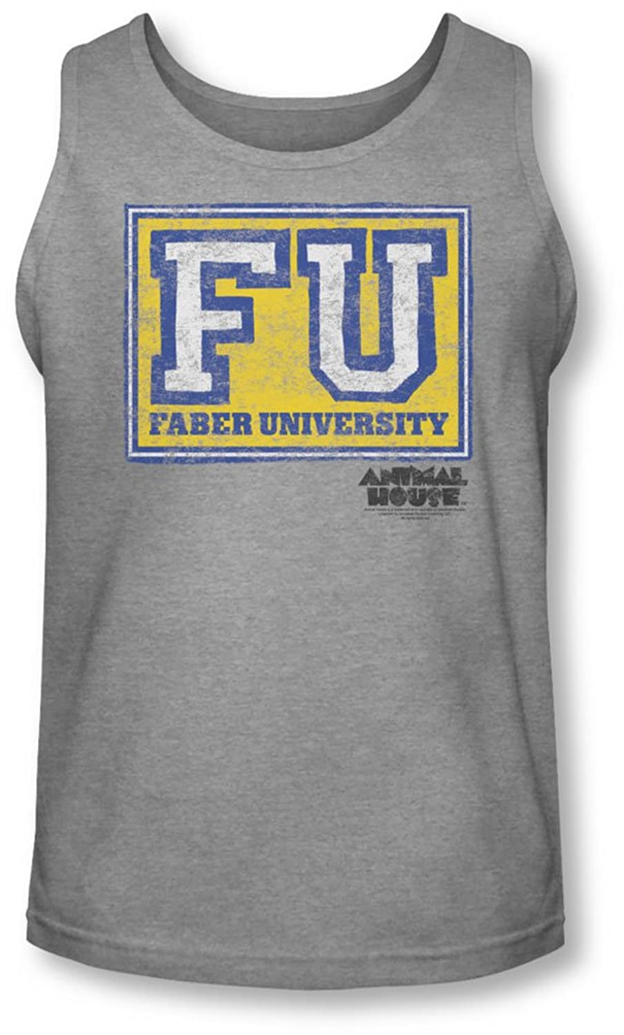 Animal House - Mens Faber University Tank-Top