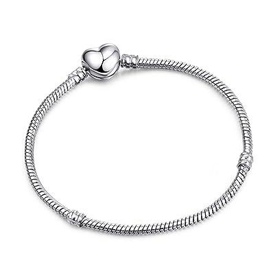 Amazon com: HUANGH A Variety Of Design Charm Bracelet