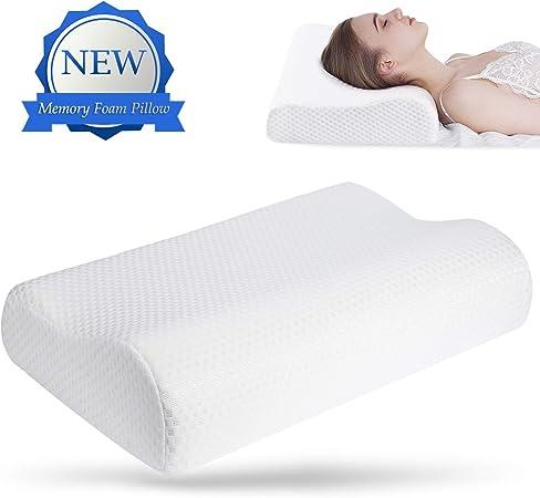 Amazon.co.uk: Memory Foam Pillow