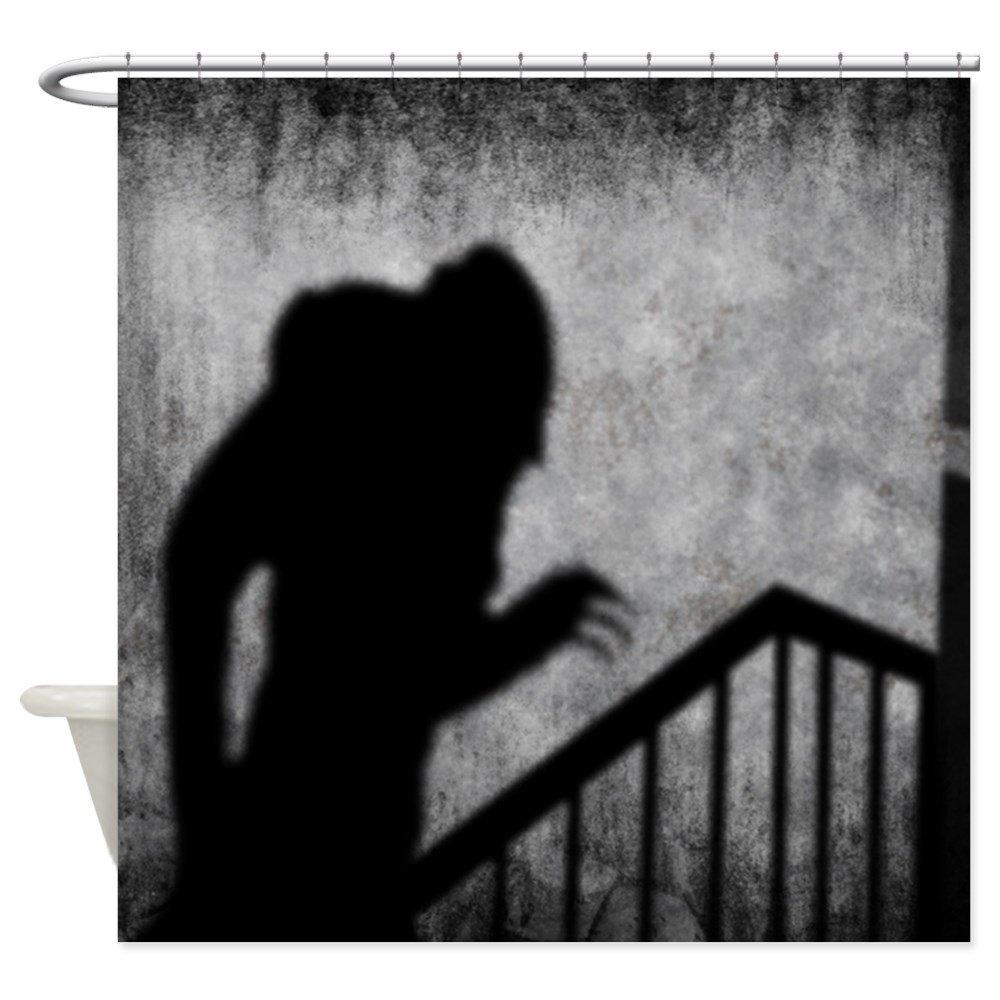 CafePress Nosferatu Decorative Fabric Shower Curtain (69''x70'')