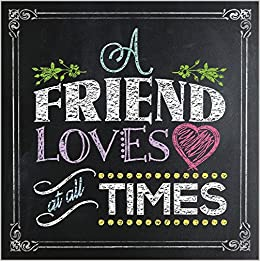 Amazon.com: A Friend Loves at All Times (9780736964043): Harvest ...
