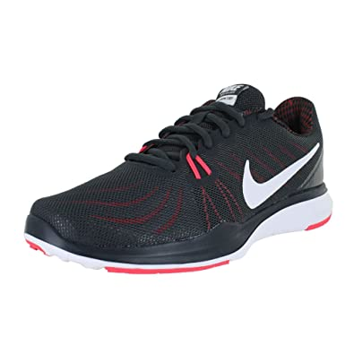 d0d06f3f25fc Nike Women s in-Season 7 Training Shoe Anthracite White Solar Red Black  Size 8. 5 M US  Amazon.in  Shoes   Handbags