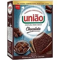 Mistura para Bolo Chocolate União 400g