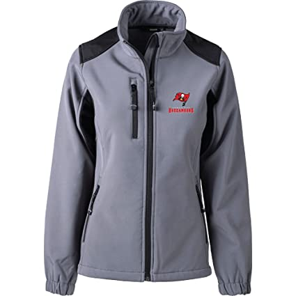 Image Unavailable. Image not available for. Color  Dunbrooke Apparel NFL  Tampa Bay Buccaneers Women s Softshell Jacket ... eb8e20bc4