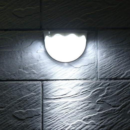 Liquidación! WATOPI - Luces solares de pared para exteriores ...