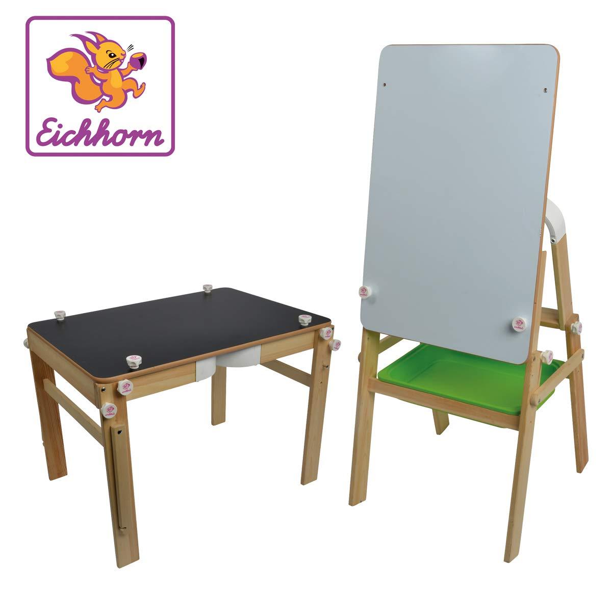 Eichhorn 100002573 2-in-1 Writing/Drawing Board by Eichhorn