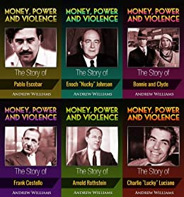 Money, Power and Violence 6-book bundle