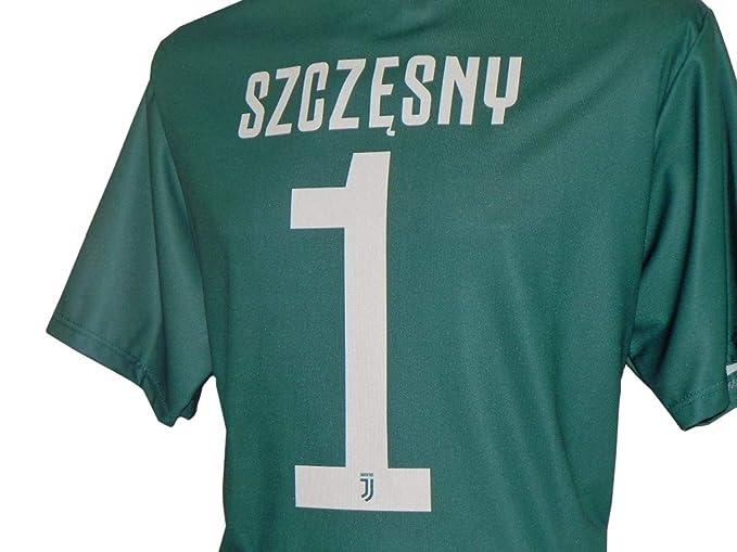 Maglia Replica Szczesny Juventus FC. Marcello 55 S.r.l Prodotto Ufficiale Anno 2018//2019