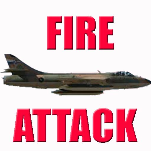 Fire Attack strike fighter