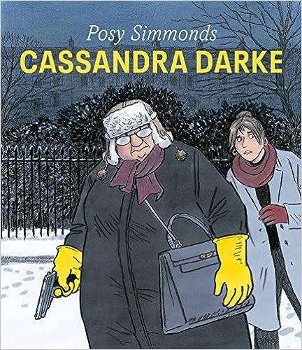 Cassandra Darke de Posy Simmonds 61U-A3GnpUL._SX430_BO1,204,203,200_