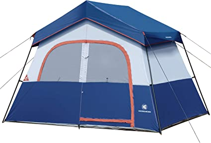 HIKERGARDEN 6 Person Camping Tent