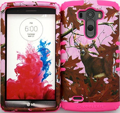 lg g3 pink camo case - 4