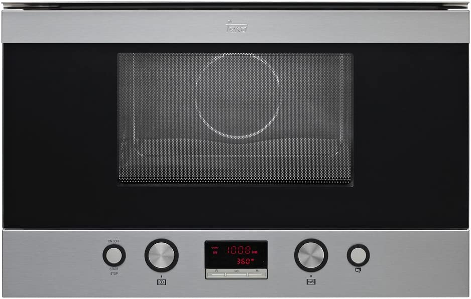 Teka MWE 22 EGR, 2500 W, 220 - 240 V, Acero inoxidable, 595 mm ...