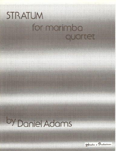 (Stratum for marimba quartet)