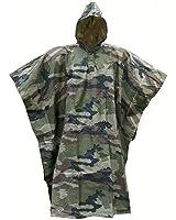 Poncho ripstop allégé camouflage cam ce militaire