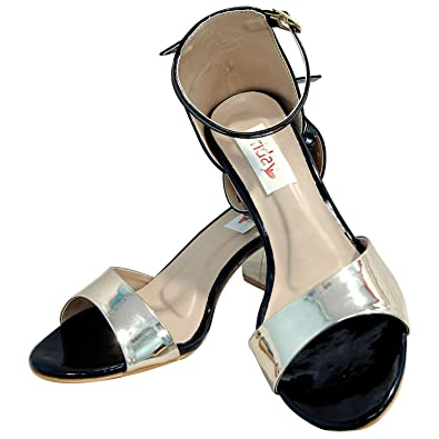 Gold in Low India SandalBuy At In Wedges Amazon Friday Online Prices I6Ybv7gyf