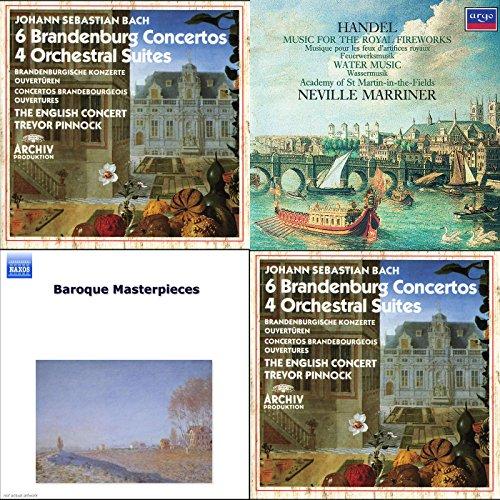 Brandenburg Concertos and More - Johann Sebastian Bach Brandenburg Concertos