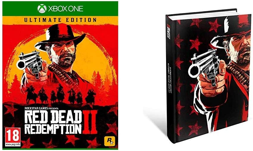 Red Dead Redemption 2 Ultimate Edition + Guía Completa Oficial ...