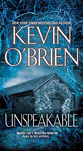 Unspeakable by Kevin O'Brien ebook deal