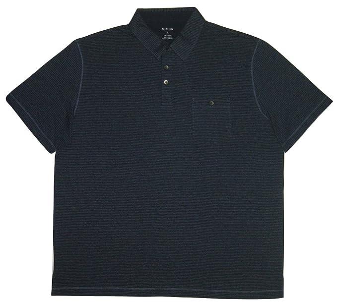 504f816e8a7 Van Heusen Men s Classic-Fit Patterned Polo
