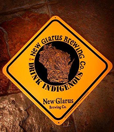 (New Glarus Brewing - Drink Indigenous Crossing)