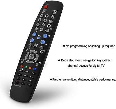 Richer-R Control Remoto de Reemplazo,Mando a Distancia TV para Samsung BN59-00684A,Control Remoto de Televisión Inteligente: Amazon.es: Electrónica