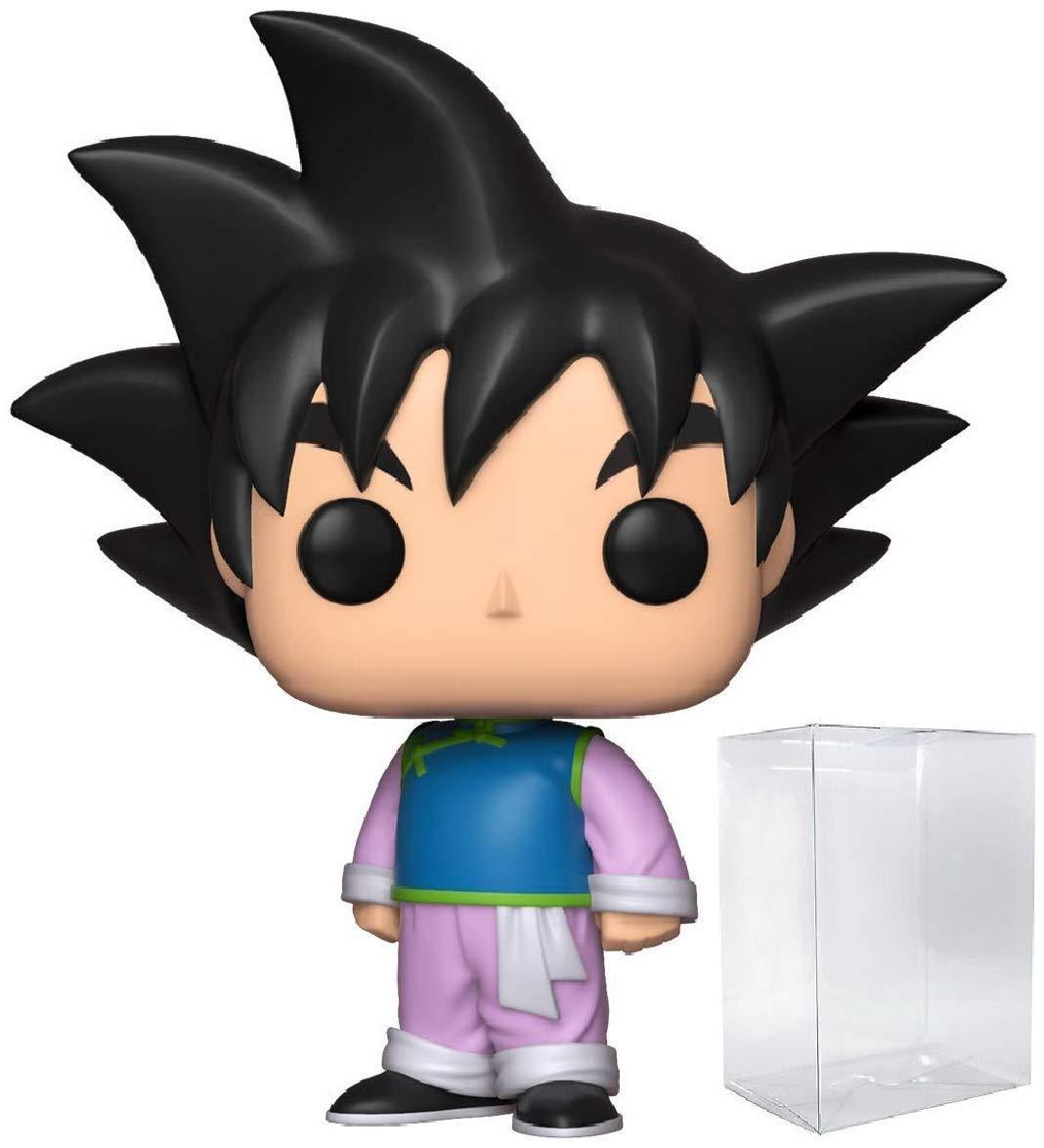 Includes Compatible Pop Box Protector Case Funko Anime: Dragon Ball Z Goten Pop Vinyl Figure