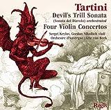 TARTINI: More Violin Concertos &