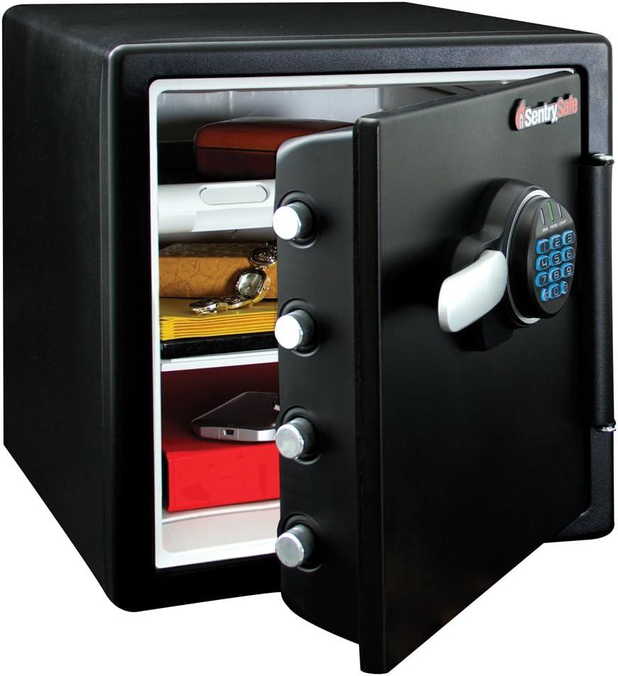 SentrySafe SFW123FUL Fireproof Waterproof Safe with Digital Keypad