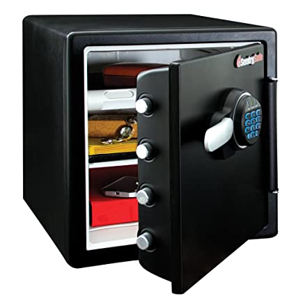Amazon Sentrysafe Fire And Water Safe Extra Large Digital Safe