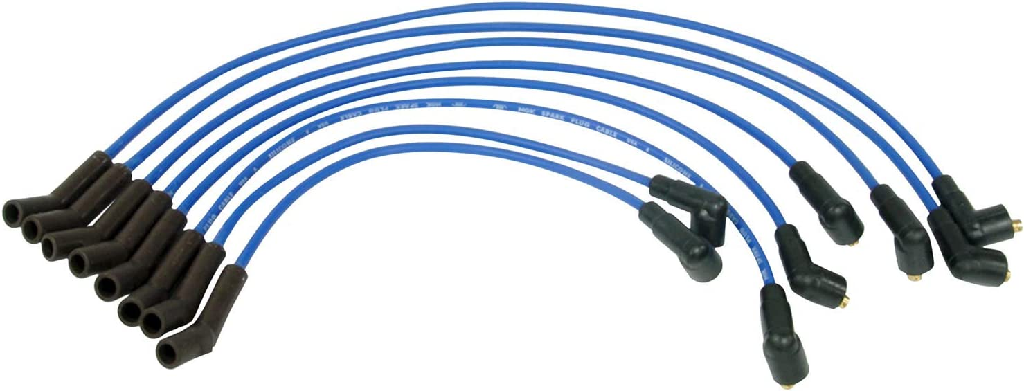 NGK (58404) RC-EUX068 Spark Plug Wire Set