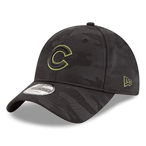 b558c0f4bc1 ... reduced new era chicago cubs memorial day camo 9twenty adjustable hat  cap 20932 cfac6