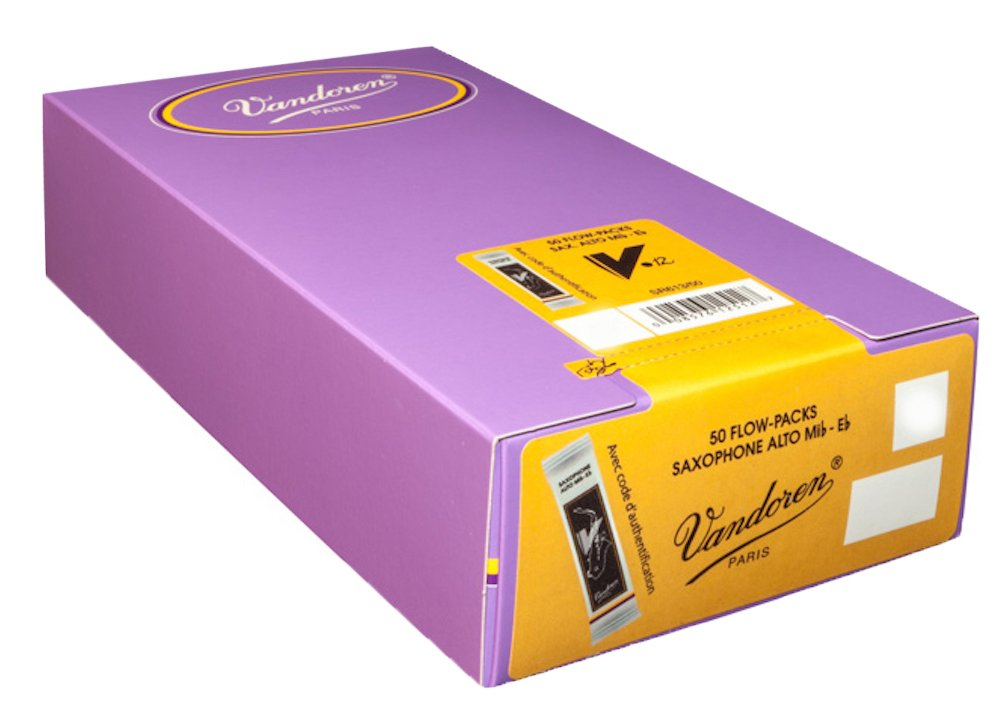 Vandoren CR1935/50 Bb Clarinet V.12 Reeds Strength 3.5; Box of 50