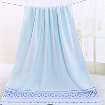 XJKLFJSIU-bath towel Toalla De Baño/Algodón Clásico Engrosamiento Toallas De Baño De Agua