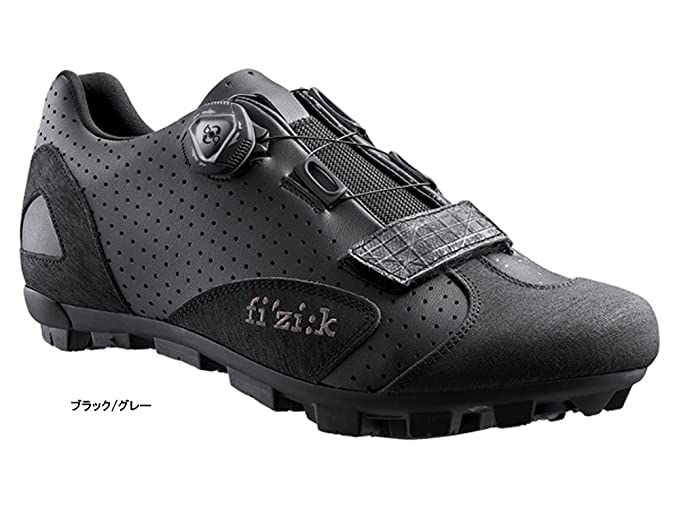 Fizik M5B Uomo - Zapatillas Hombre - gris/negro 2016: Amazon.es: Deportes y aire libre