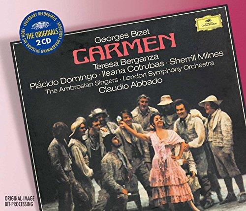 Carmen by Deutsche Grammophon