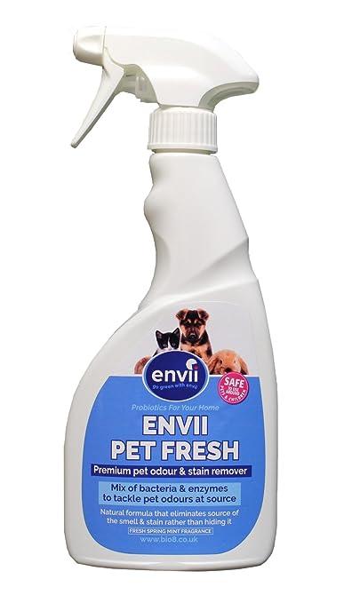 2 opinioni per Envii Pet Fresh- Eliminatore di macchia
