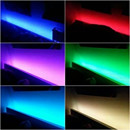 led strip licht streifen 5m band leiste mit 300 leds smd 3528 inkl netzteil fernbedienung. Black Bedroom Furniture Sets. Home Design Ideas