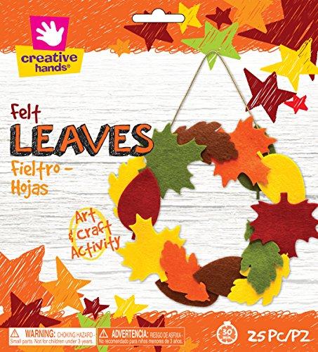 Felt Leaves - 9