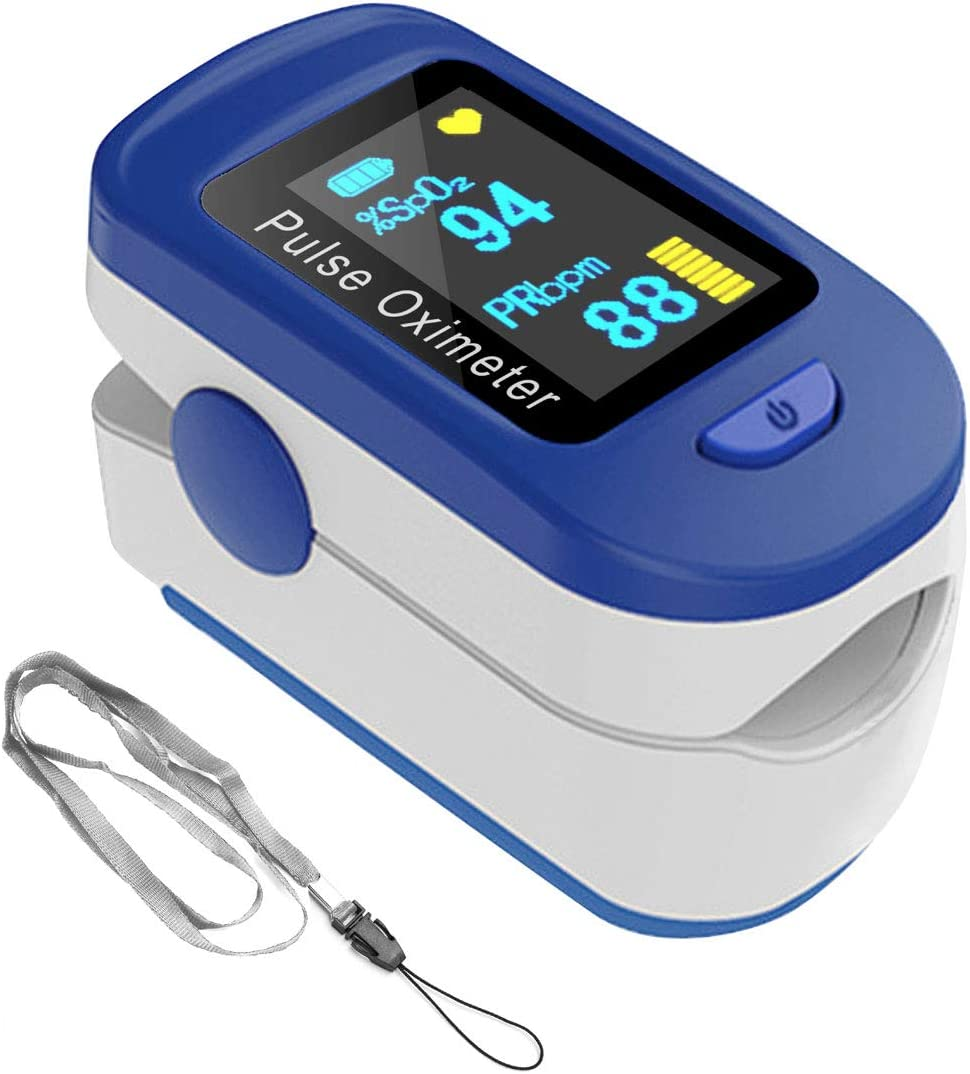 hangzhou Premium Heart Rate Monitor with Visual and Sound Reminder Batteries and Lanyard are Included Carry Case