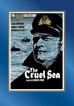Amazon com: The Cruel Sea: Jack Hawkins, Donald Sinden