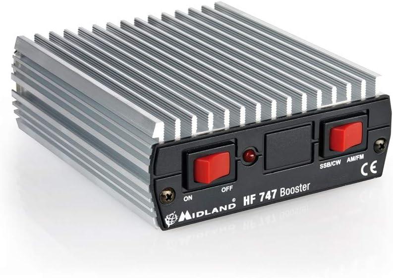 Midland HF747 Amplificador de 150 W Am/FM 300 W SSB: Amazon.es ...