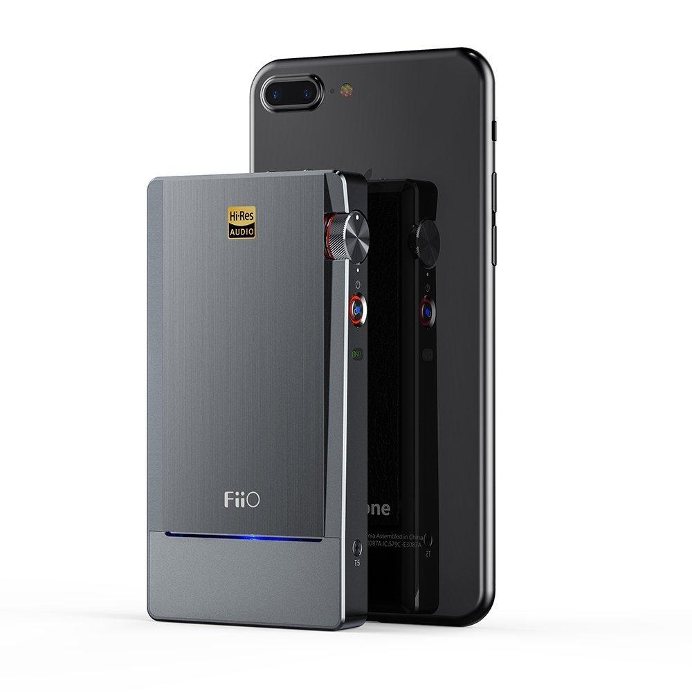 FiiO Q5 DAC DSD e Amplificatore per Cuffie Bluetooth top di gamma