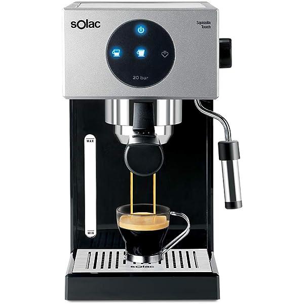 Mini Moka CM-1675 Cafetera Espreso 15 Bar / 1050 W / 1,25 L ...