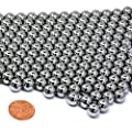 "3/8"" Chrome Precision Steel Balls- Pack of 250"